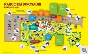 I Dinosauri di Borgo Celano