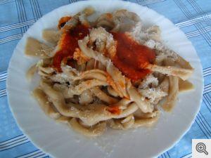 La cucina pugliese presso l'hotel san Michele a San Giovanni Rotondo